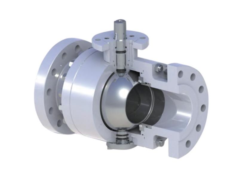 ML70000系列O型控制球閥