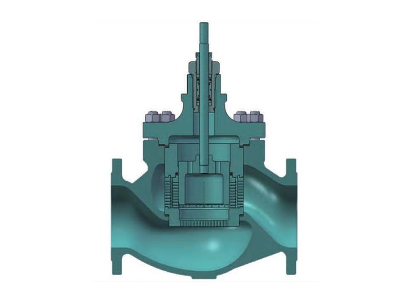 ML50000多孔降壓控制閥